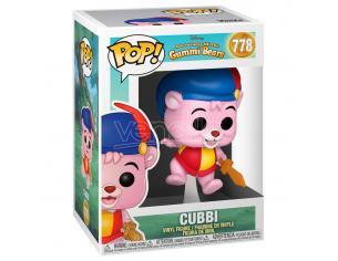 Pop Figura Disney Adventures Of Gummi Bears Cubbi Funko