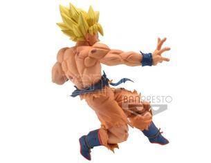 Dragon Ball Super Drawn By Toyotaro Father Son Kamehameha Son Goku Figura 16cm Banpresto