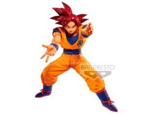 Dragon Ball Statua Super Maximatic Son Goku V Figura 15 cm Banpresto