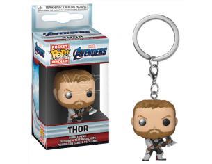 Pocket Pop Portachiavi Marvel Avengers Endgame Thor Funko
