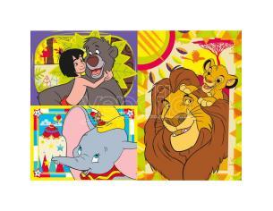 Disney Classic puzzle 3x48pcs Clementoni