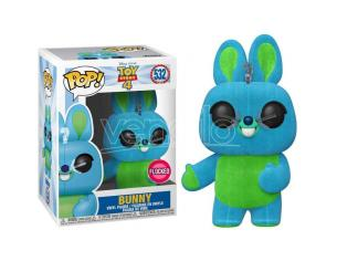 Pop Figura Disney Toy Story 4 Bunny Flocked Esclusiva Funko