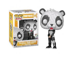 Pop Figura Fortnite P.a.n.d.a Team Leader Funko