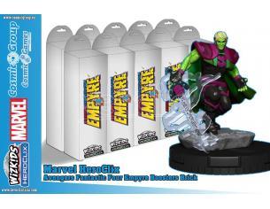 Mhc Avengers F4 Empyre Booster Brick Gioco Da Tavolo Wizbambino