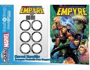 Mhc Avengers F4 Empyre Dice & Token Accessori Gioco Da Tavolo Wizbambino