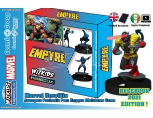 Mhc Avengers F4 Empyre Miniatures Game Gioco Da Tavolo Wizbambino