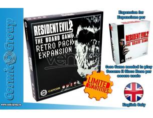 RE2 TBG: RETRO PACK EXPANSION GIOCO DA TAVOLO STEAMFORGED GAMES