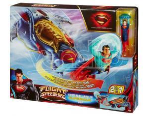 SUPERMAN SUPER NAVICELLA D'ASSALTO - MODELLINI E VEICOLI