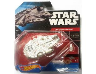 HOT WHEELS: STAR WARS MILLENIUM FALCON WHEELS - MODELLINI E VEICOLI