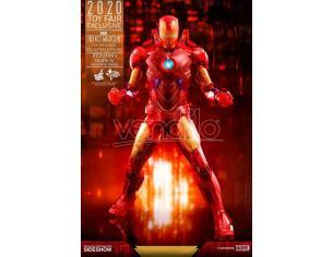 Iron Man 2 Statua Iron Man Mark IV Vers. 2020 Figura 30 cm Esclusiva Hot Toys