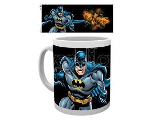 Dc Comics Justice League Batmantazzagb Eye