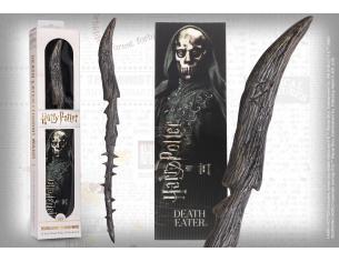 Harry Potter Mangiamortes Wand Con Segnalibro Noble Collection