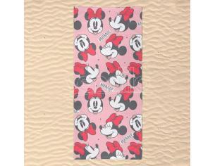 Disney Minnie Microfibra Telo Mare Cerdà