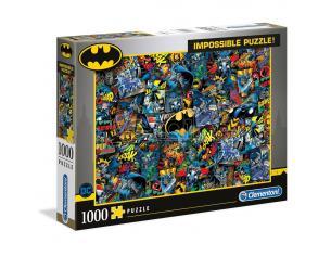 DC Comics Batman Impossible puzzle 1000pcs Clementoni