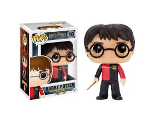 Harry Potter Vinile Figura Harry Potter Torneo Tremaghi 9 cm