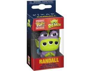 Pocket Pop Portachiavi Disney Pixar Alien Remix Randall Funko
