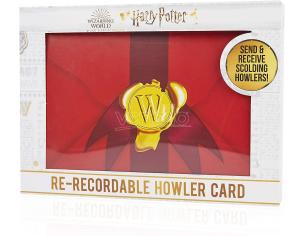 Harry Potter Lettera Urlatrice Elettronica di Ron Weasley WOW! Stuff