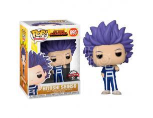 Pop Figura My Hero Academia Hitoshi Shinsho Esclusiva Funko