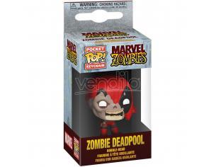 Pocket Pop Portachiavi Marvel Zombies Deadpool Funko