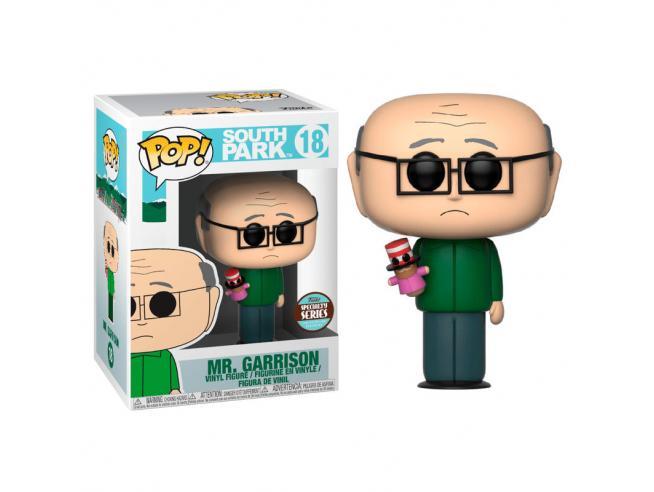 Pop Figura South Park Mr. Garrison Funko
