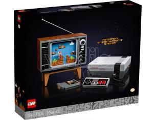 LEGO - SUPER MARIO NINTENDO NES COSTRUZIONI