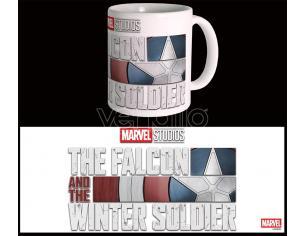 Falcon E Winter Soldier Logotazzatazza Semic