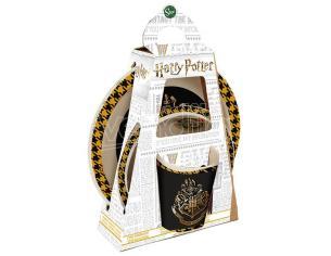 Harry Potter Set Servizio Tavola 3 Pezzi Bambù Stor