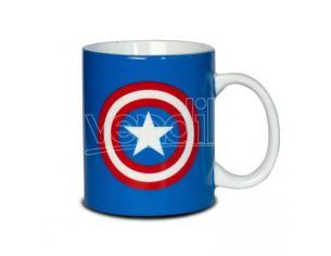 Marveltazzacaptain America Logoshirt