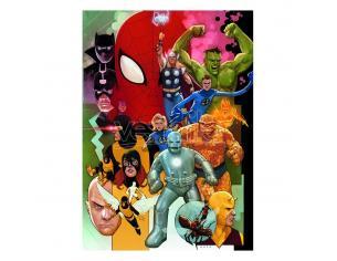 Marvel Comics Jigsaw Puzzle Phil Noto (1000 Pieces) Clementoni