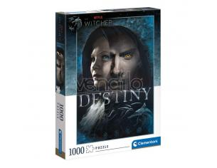 The Witcher Jigsaw Puzzle Destiny (1000 Pieces) Clementoni