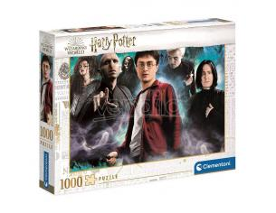 Harry Potter Jigsaw Puzzle Harry Vs. The Dark Arts (1000 Pieces) Clementoni