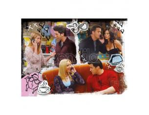 Friends Jigsaw Puzzle On The Phone (500 Pieces) Clementoni