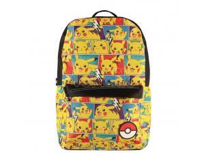 Pokémon Zaino Pikachu Basic Difuzed