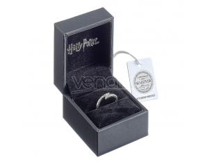 Harry Potter X Swarovski Ring Fulminebolt Uk-size M (sterling Silver) Carat Shop, The