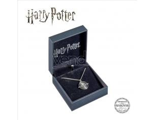 Harry Potter X Swarovski Collana & Ciondolo Giratempo (sterling Silver) Carat Shop, The