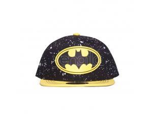 Batman Cappellino Cappellino Snapback Bat Simbolo Difuzed
