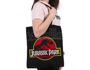 Jurassic Park Borsa Portatutto Logo Gb Eye