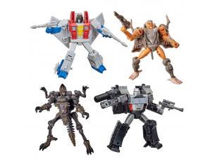 Transformers Generations War For Cybertron: Kingdom Action Figures Core Class 2021 W2 Assortment (8) Hasbro