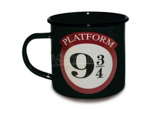 Harry Potter Enameltazzabinario 9 3/4 Logoshirt