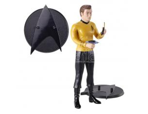 Star Trek Bendyfigs Bendable Figura Kirk 19 Cm Noble Collection