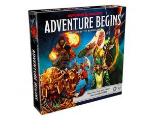 Dungeons & Dragons Gioco Da Tavolo Adventure Begins *english Version* Hasbro