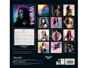 Wonder Woman 1984 Calendar 2021 *English Version* Danilo