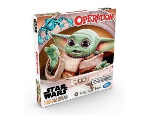 Star Wars The Mandalorian Action Game Operation *English Version* Hasbro