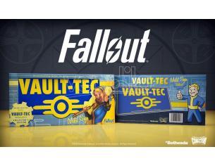 Fallout Metal Sign Vaul-Tec Doctor Collector