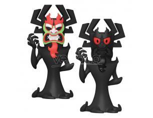 Samurai Jack Vinile Soda Figures Aku 11 Cm Assortment (6) Funko