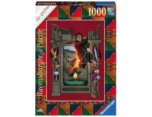 Harry Potter Jigsaw Puzzle Triwizard Tournament (1000 Pieces) Ravensburger