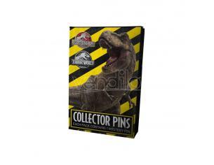 Jurassic Park / Jurassic World Spilla Badge Display (12) Fanattik