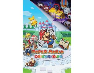 Paper Mario Poster Pack The Origami King 61 X 91 Cm (5) Pyramid International
