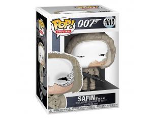 James Bond Pop! Movies Vinile Figura Safin (james Bond: No Time To Die) 9 Cm Funko