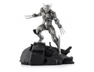 Marvel Pewter Collectible Statua Wolverine Victorious Edizione Limitata 24 Cm Royal Selangor